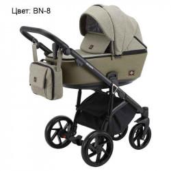 BN-8 - Детская коляска BeBe-Mobile Bolonia 2 в 1