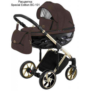 Детская коляска BeBe-Mobile Castello Special Edition 3 в 1