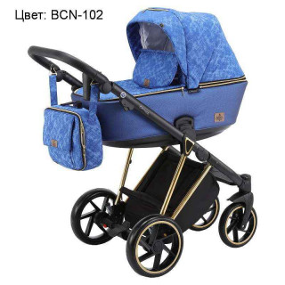 Детская коляска BeBe-Mobile Catania Special Edition 3 в 1
