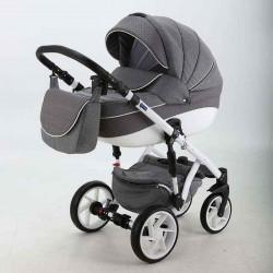 BF-1 - Детская коляска BeBe-Mobile Fabiola 3 в 1