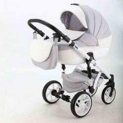 BF-4 - Детская коляска BeBe-Mobile Fabiola 3 в 1
