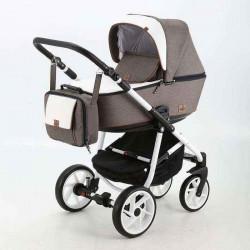 GU-10 - Детская коляска BeBe-Mobile Gusto 3 в 1