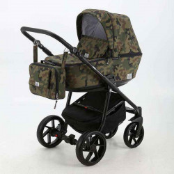 GU-24 - Детская коляска BeBe-Mobile Gusto 3 в 1
