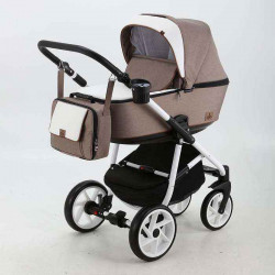 GU-9 - Детская коляска BeBe-Mobile Gusto 3 в 1