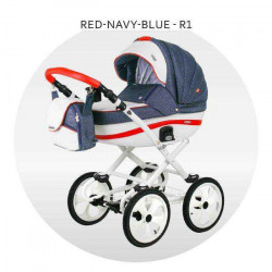 R1 - Детская коляска BeBe-Mobile Ines 2 в 1