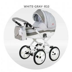 R10 - Детская коляска BeBe-Mobile Ines 2 в 1