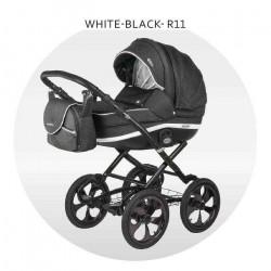 R11 - Детская коляска BeBe-Mobile Ines 2 в 1