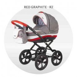 R2 - Детская коляска BeBe-Mobile Ines 2 в 1