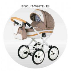 R3 - Детская коляска BeBe-Mobile Ines 2 в 1