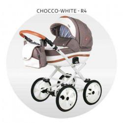 R4 - Детская коляска BeBe-Mobile Ines 2 в 1