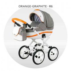 R6 - Детская коляска BeBe-Mobile Ines 2 в 1