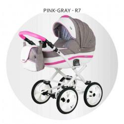 R7 - Детская коляска BeBe-Mobile Ines 2 в 1