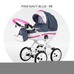 R8 - Детская коляска BeBe-Mobile Ines 2 в 1