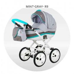 R9 - Детская коляска BeBe-Mobile Ines 2 в 1