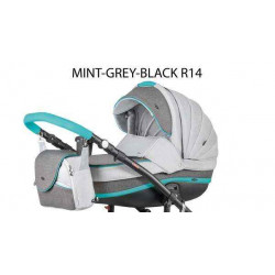 R14 - Детская коляска BeBe-Mobile Ines 2 в 1