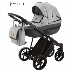 BL-1 - Детская коляска BeBe-Mobile Lucia 3 в 1