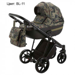 BL-11 - Детская коляска BeBe-Mobile Lucia 3 в 1