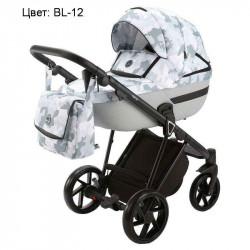BL-12 - Детская коляска BeBe-Mobile Lucia 3 в 1