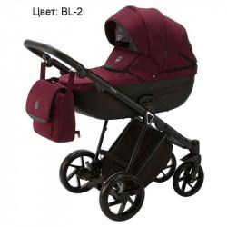 BL-2 - Детская коляска BeBe-Mobile Lucia 3 в 1
