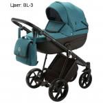 Детская коляска BeBe-Mobile Lucia 3 в 1