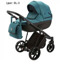 BL-3 - Детская коляска BeBe-Mobile Lucia 3 в 1