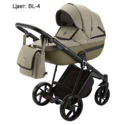BL-4 - Детская коляска BeBe-Mobile Lucia 3 в 1