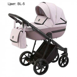 BL-5 - Детская коляска BeBe-Mobile Lucia 3 в 1