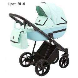 BL-6 - Детская коляска BeBe-Mobile Lucia 3 в 1