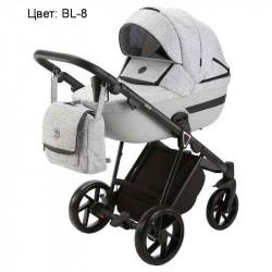 BL-8 - Детская коляска BeBe-Mobile Lucia 3 в 1