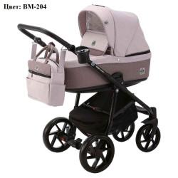 BM-204 - Детская коляска BeBe-Mobile Marino 2 в 1