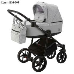 BM-205 - Детская коляска BeBe-Mobile Marino 3 в 1