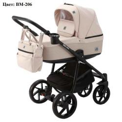 BM-206 - Детская коляска BeBe-Mobile Marino 2 в 1