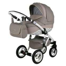 8PL - Детская коляска Bebe-Mobile Mario Paris London 3 в 1