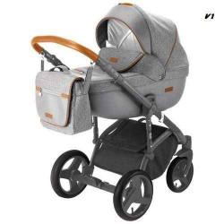 V1 - Детская коляска Bebe-Mobile Ravenna 3 в 1