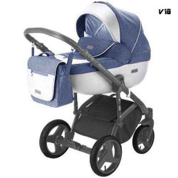V10 - Детская коляска Bebe-Mobile Ravenna 3 в 1