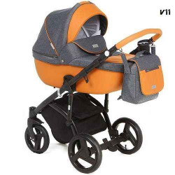 V11 - Детская коляска Bebe-Mobile Ravenna 3 в 1