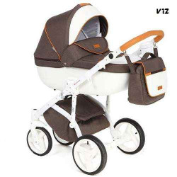 V12 - Детская коляска Bebe-Mobile Ravenna 3 в 1