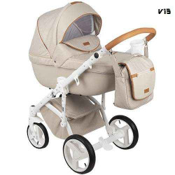 V15 - Детская коляска Bebe-Mobile Ravenna 3 в 1