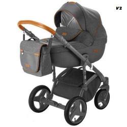 V2 - Детская коляска Bebe-Mobile Ravenna 3 в 1