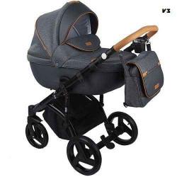V3 - Детская коляска Bebe-Mobile Ravenna 3 в 1