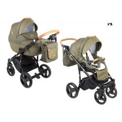 V5 - Детская коляска Bebe-Mobile Ravenna 3 в 1