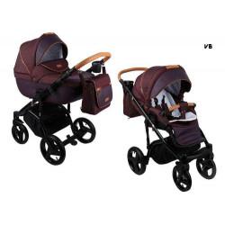 V6 - Детская коляска Bebe-Mobile Ravenna 3 в 1
