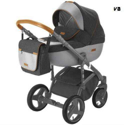 V8 - Детская коляска Bebe-Mobile Ravenna 3 в 1