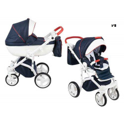 V9 - Детская коляска Bebe-Mobile Ravenna 2 в 1