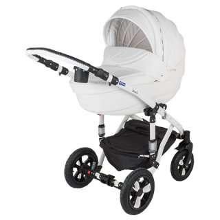 Детская коляска BeBe-Mobile Toscana Ecco кожа 2 в 1