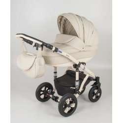 826S - Детская коляска BeBe-Mobile Toscana Ecco кожа 3 в 1