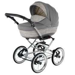 603K - Детская коляска Bebe-Mobile Santana 3 в 1