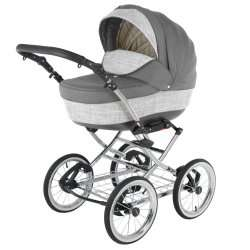 604K - Детская коляска Bebe-Mobile Santana 3 в 1
