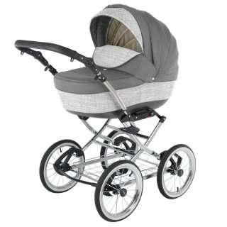 Детская коляска Bebe-Mobile Santana 3 в 1
