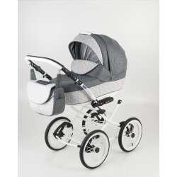 227W - Детская коляска Bebe-Mobile Santana 3 в 1